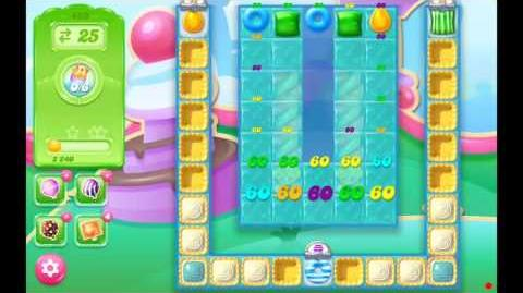 Candy Crush Jelly Saga - Level 469, No Booster! (Version 2)