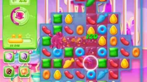 Candy Crush Jelly Saga Level 293 - NO BOOSTERS
