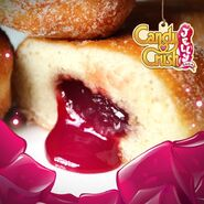 Jelly donuts Jellylicious treats
