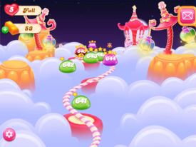 Jellytastic Fun Park Map 1