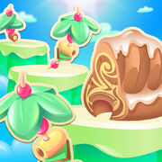 Juicy Jelly Islands background