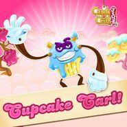 Cupcake Carl cover