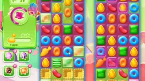 Candy Crush Jelly Saga Level 375 - NO BOOSTERS