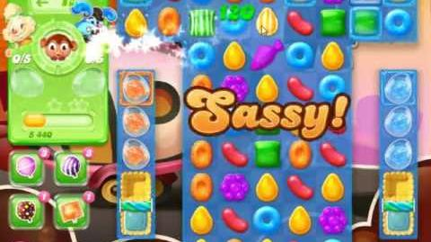 Candy Crush Jelly Saga Level 397 - NO BOOSTERS