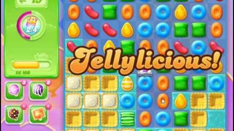 Candy Crush Jelly Saga Level 53 NO BOOSTER