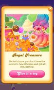 Treasure Chase Royal Treasure info