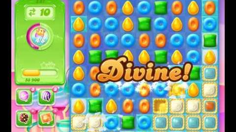 Candy Crush Jelly Saga Level 281