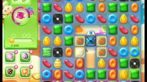 Candy Crush Jelly Saga Level 211 No Booster