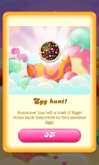 Free Gift Egg hunt Color bomb