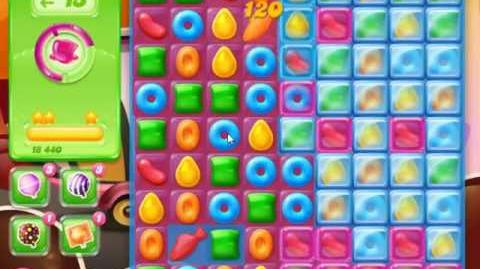 Candy Crush Jelly Saga Level 389 - NO BOOSTERS