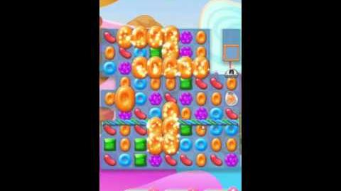 Candy Crush Jelly Saga Level 134 No Boosters