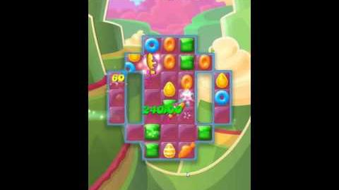 Candy Crush Jelly Saga Level 82 No Boosters