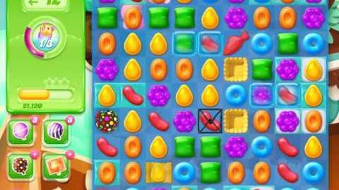 Candy Crush Jelly Saga Level 358