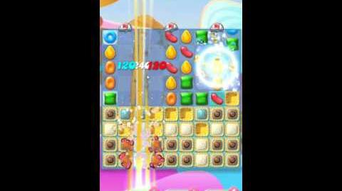 Candy Crush Jelly Saga Level 130 No Boosters