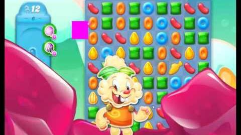 Candy Crush Jelly Saga Level 6 NEW (1st revision)