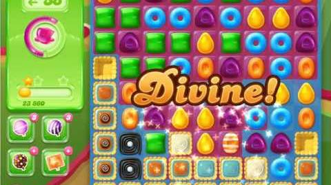 Candy Crush Jelly Saga Level 91 NO BOOSTER
