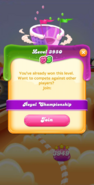 Royal Championship want to join tab