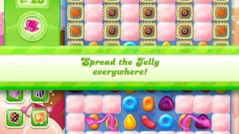 Candy Crush Jelly Saga Level 898 (3 star, No boosters)