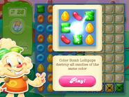Color Bomb Lollipop Hammer instruction 7