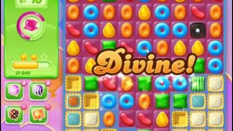 Candy Crush Jelly Saga Level 59 NO BOOSTER