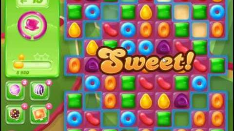 Candy Crush Jelly Saga Level 88 NO BOOSTER