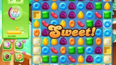 Candy Crush Jelly Saga Level 346