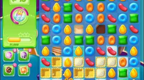 Candy Crush Jelly Saga Level 423 (No boosters)