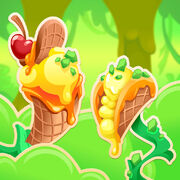Gelato Jungle background