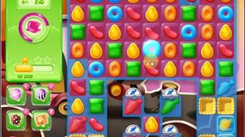 Candy Crush Jelly Saga Level 386 ★★★