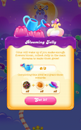 Birthday Bash Blooming Jelly Level Info 3