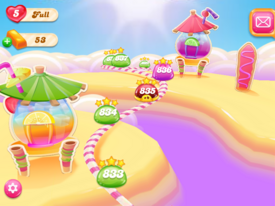 Lemony Sweet Beach Map 3