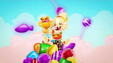 Candy Crush Jelly Saga - Cupcake Marathon
