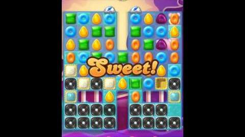 Candy Crush Jelly Saga Level 112 New No Boosters