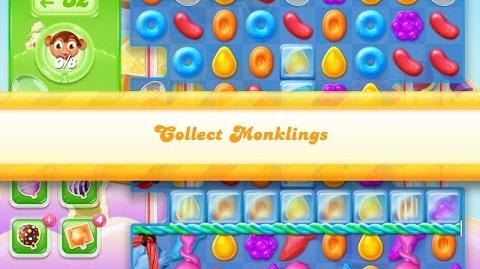 Candy Crush Jelly Saga Level 830 (3 star, No boosters)