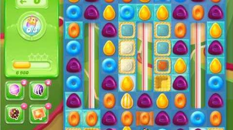 Candy Crush Jelly Saga Level 90 NO BOOSTER