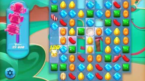 Candy Crush Jelly Saga Level 29