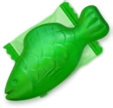 Greenfishwrapped