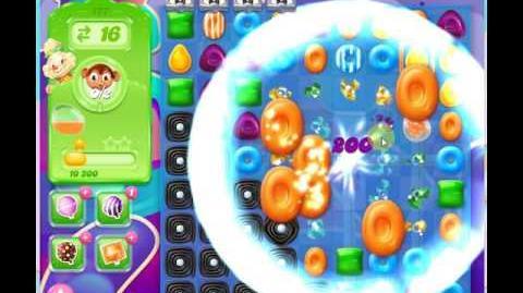 Candy Crush Jelly Saga Level 177 (Version 2) ★★