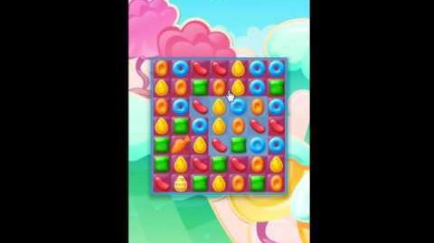 Candy Crush Jelly Saga Level 1 No Boosters