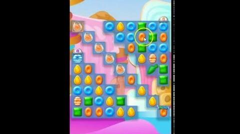 Candy Crush Jelly Saga Level 126 No Boosters