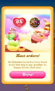 Free Gift Unlimited lives Colorbomb Happy Hour 5