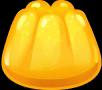 Golden pin boss