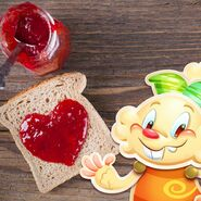 Start the day with Jelly-Jenny
