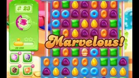 Candy Crush Jelly Saga Level 209