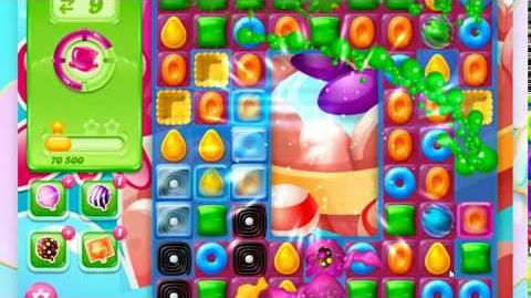 Candy Crush Jelly Saga Level 1000 * NO BOOSTERS