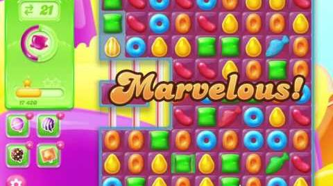 Candy Crush Jelly Saga Level 200