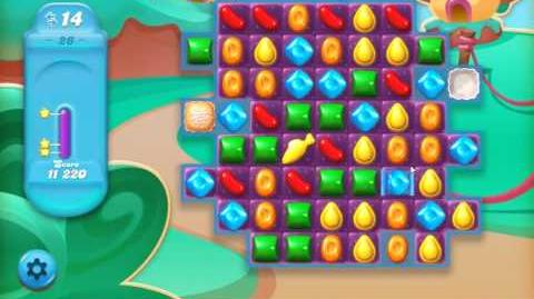 Candy Crush Jelly Saga Level 26