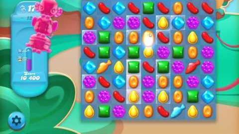 Candy Crush Jelly Saga Level 12