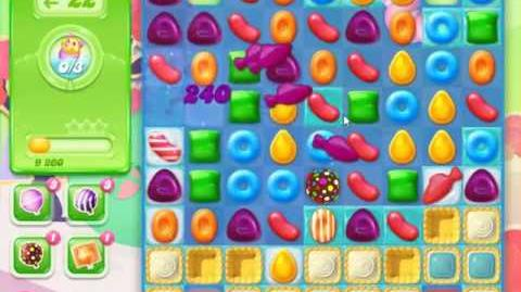 Candy Crush Jelly Saga Level 369 - NO BOOSTERS