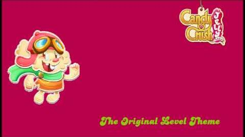 Candy Crush Jelly Saga - Original Level Theme